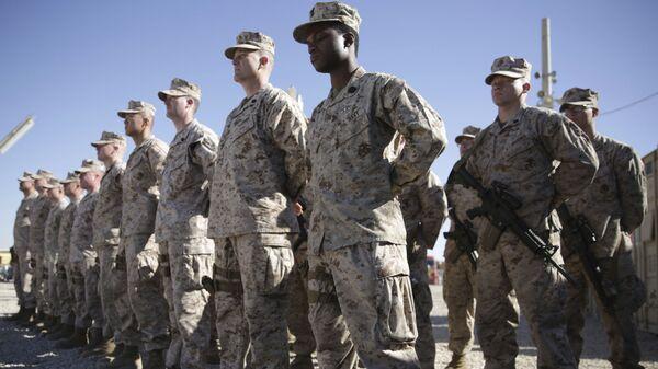 Военнослужащие армии США в Афганистане - Sputnik Latvija