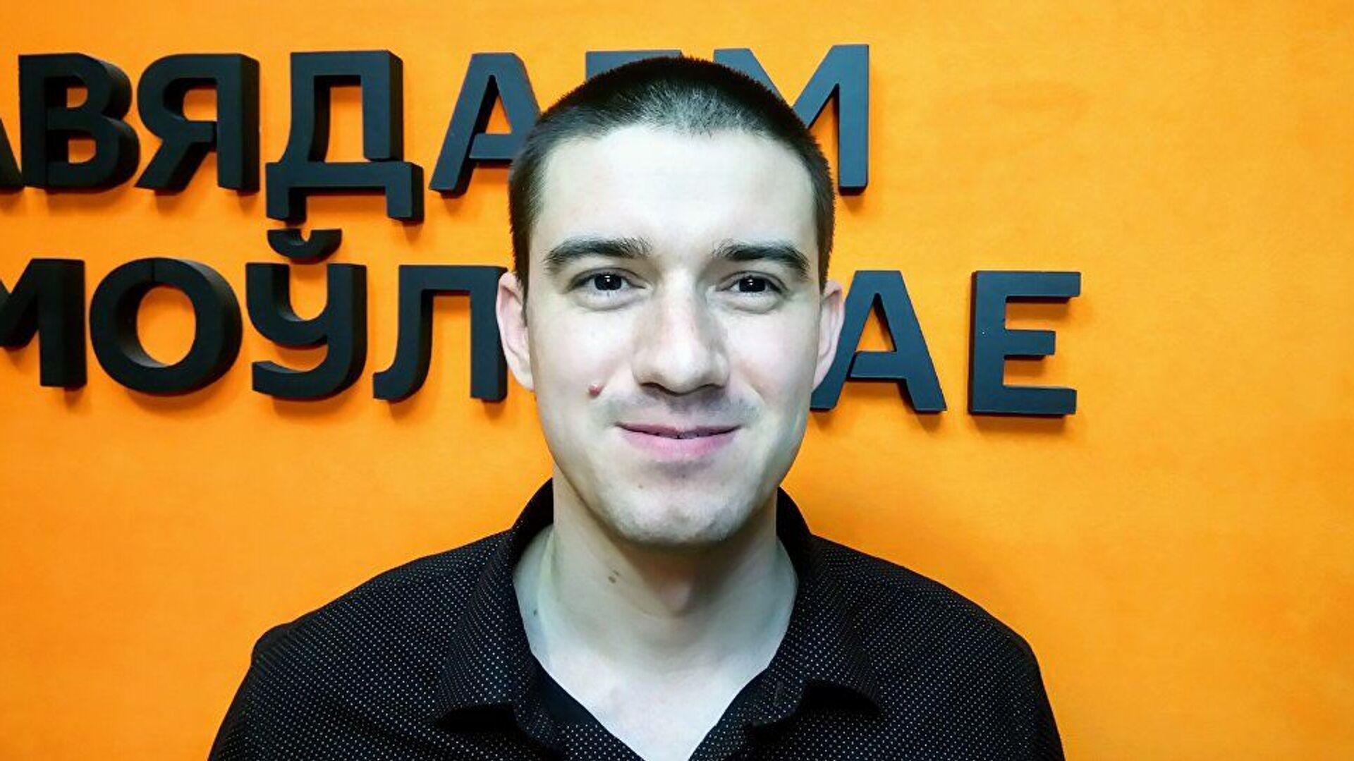 Глава аналитического бюро СОНАР-2050 Иван Лизан - Sputnik Латвия, 1920, 03.02.2021