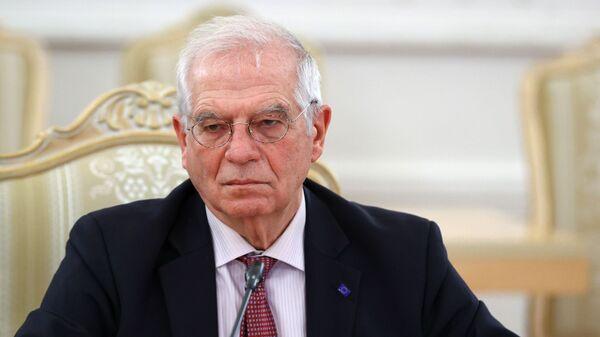 Eiropas Savienības augstākais pārstāvis ārlietās Žuzeps Borels - Sputnik Latvija
