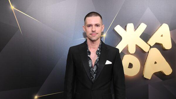 Латвийский певец Маркус Рива - Sputnik Латвия