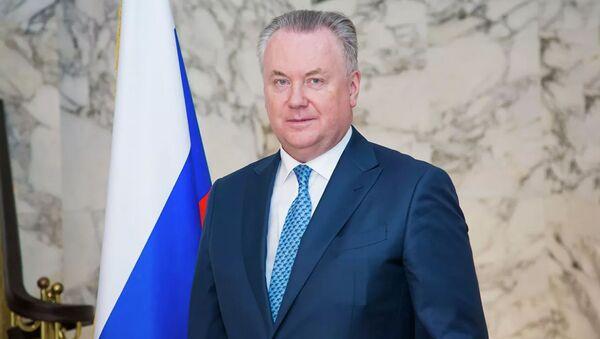Постоянный представитель России при ОБСЕ Александр Лукашевич - Sputnik Латвия