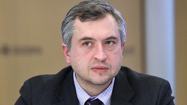 Заместитель постоянного представителя России при ОБСЕ Максим Буякевич - Sputnik Латвия