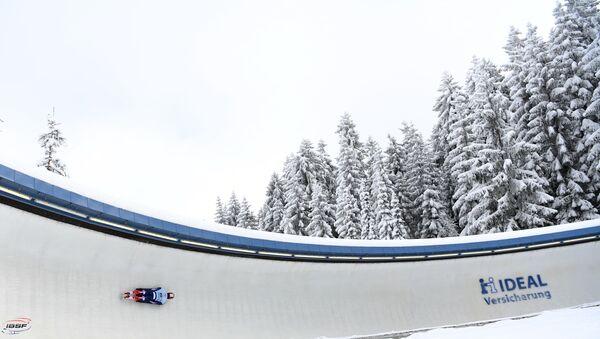 ЧМ в Альтенберге - Sputnik Латвия