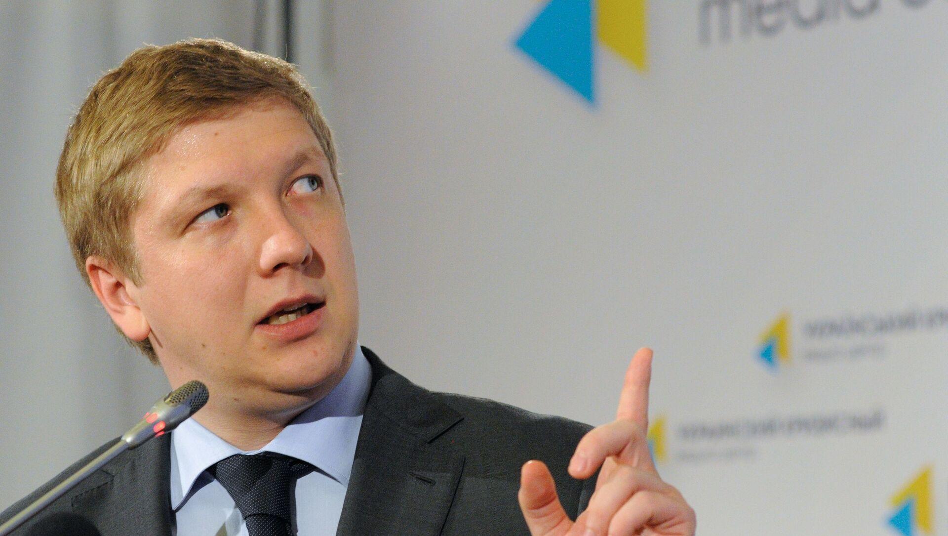 Глава НАК Нафтогаз Украины Андрей Коболев - Sputnik Latvija, 1920, 22.02.2021