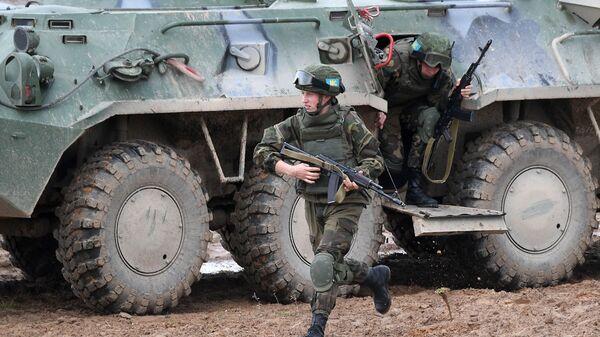 Учения ОДКБ Нерушимое братство - Sputnik Latvija