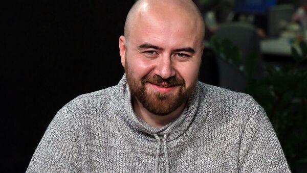 Дмитрий Гусев - Sputnik Латвия