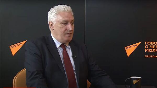 Коротченко: у Путина личная химия с президентом Азербайджана - Sputnik Латвия