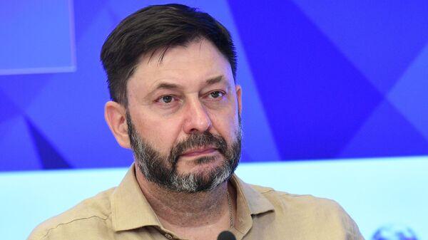Исполнительный директор МИА Россия сегодня, член СПЧ Кирилл Вышинский - Sputnik Латвия