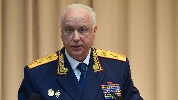 Председатель Следственного комитета РФ Александр Бастрыкин - Sputnik Латвия