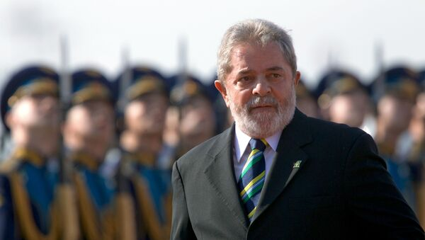 Лула да Силва - Sputnik Латвия