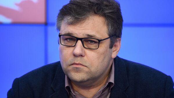 Советник главы ЛНР по внешним связям Родион Мирошник - Sputnik Латвия