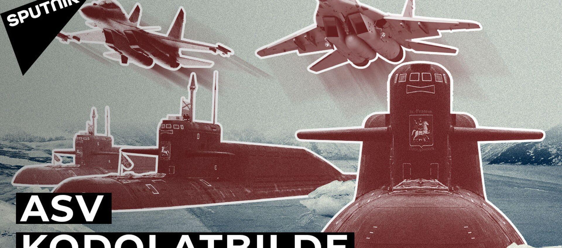 Kāpēc ASV izbijušās no Krievijas arktiskās ekspedīcijas Umka 2021 - Sputnik Latvija, 1920, 31.03.2021