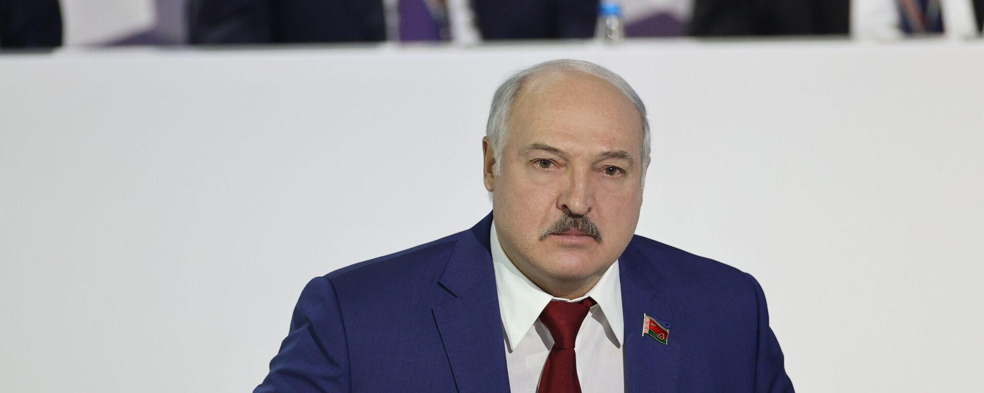 Президент Беларуси Александр Лукашенко - Sputnik Latvija, 1920, 01.04.2021