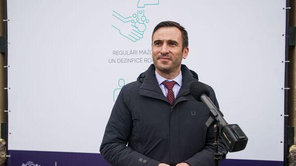 Мэр Риги Мартиньш Стакис - Sputnik Latvija