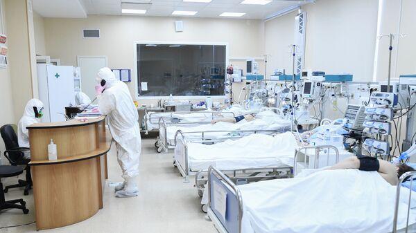 Лечение больных с COVID-19 - Sputnik Latvija