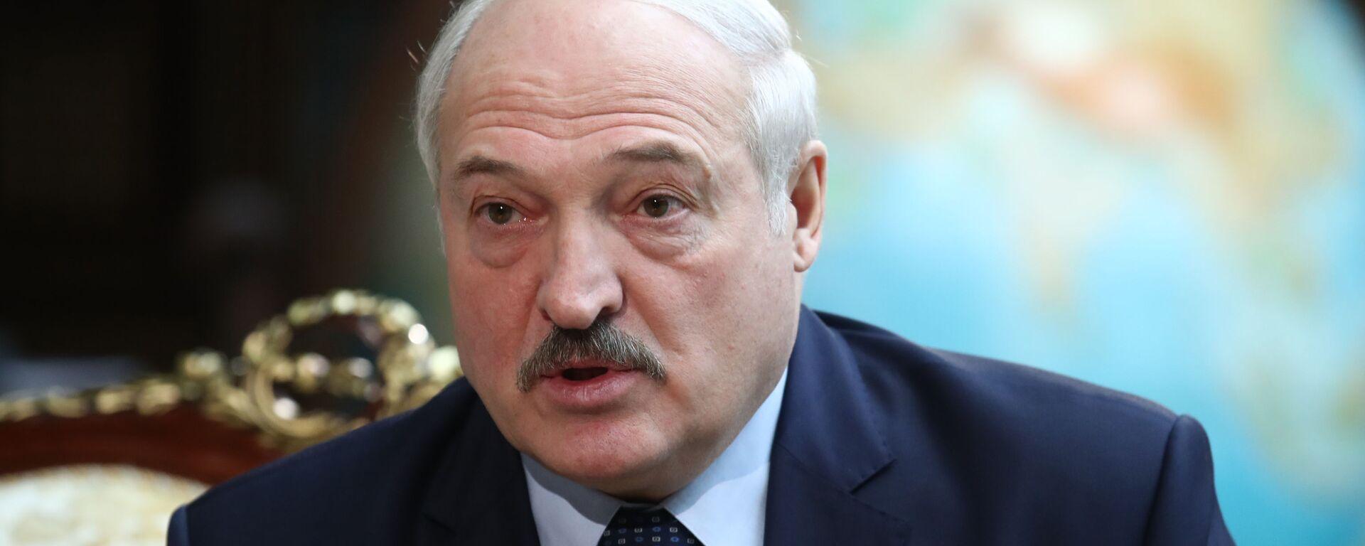 Президент Беларуси Александр Лукашенко - Sputnik Latvija, 1920, 25.05.2021