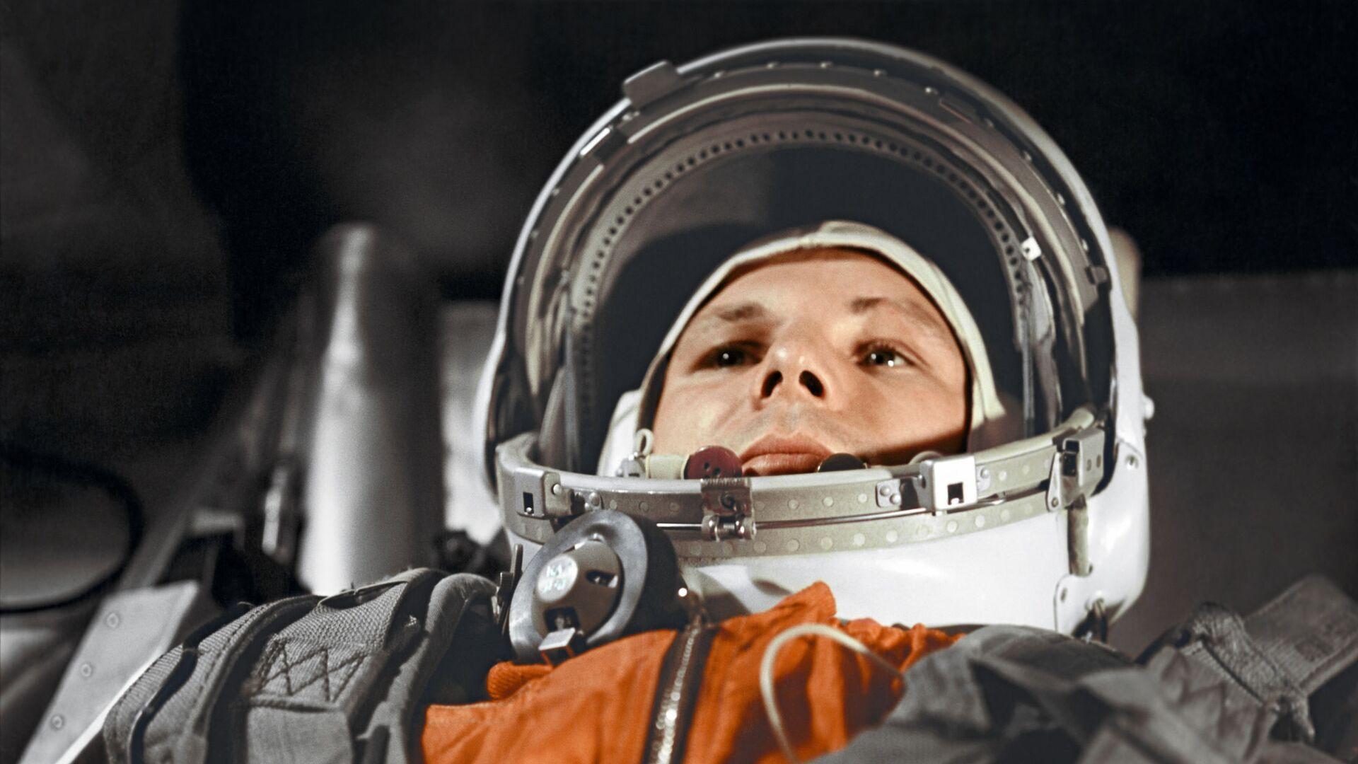 Jurijs Gagarins - Sputnik Latvija, 1920, 01.06.2021