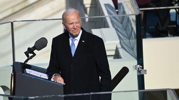 Президент США Джо Байден - Sputnik Латвия