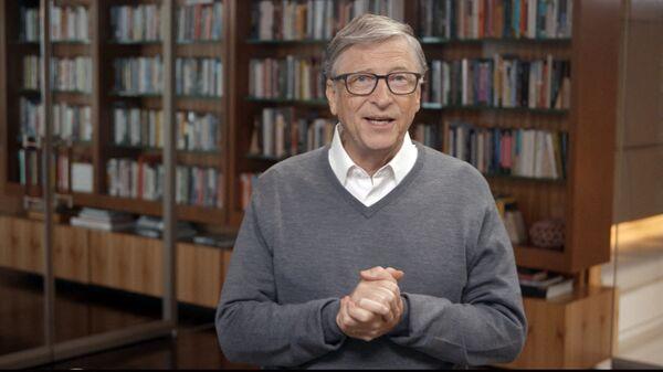 Билл Гейтс - Sputnik Латвия