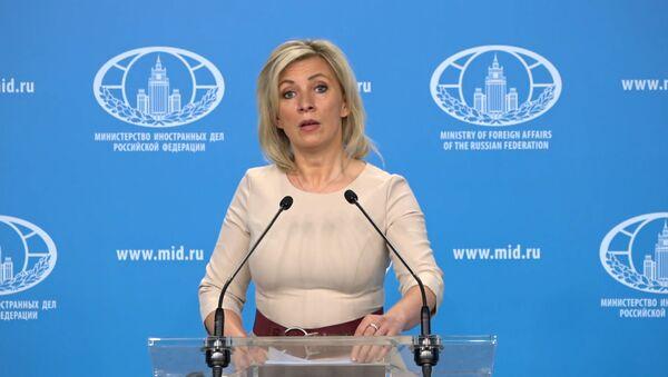 Ответ России на санкции США неотвратим: Москва предупреждала - Sputnik Латвия