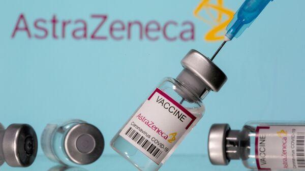 Вакцина AstraZeneca - Sputnik Latvija