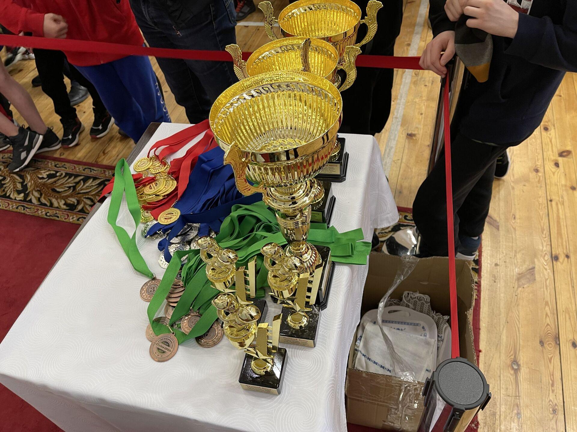 Международный турнир по муай-тай Стайки open 2021 - Sputnik Латвия, 1920, 01.06.2021
