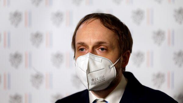 Министр иностранных дел Чехии Якуб Кулганек - Sputnik Латвия