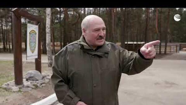 Если президента застрелили: Лукашенко рассказал о плане по переходу власти в Беларуси - Sputnik Latvija