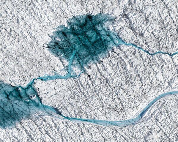 Arktika saskaras ar ātrāko temperatūras celšanos uz Zemes. tās kūstošā virsma ir viens no spilgtākajiem klimata pārmaiņu piemēriem - Sputnik Latvija