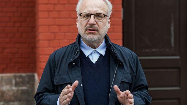 Президент Латвии Эгилс Левитс - Sputnik Латвия