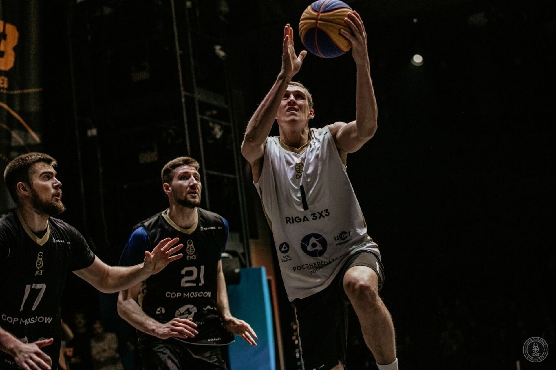 Команда Рига по баскетболу 3×3 - Sputnik Латвия, 1920, 01.06.2021