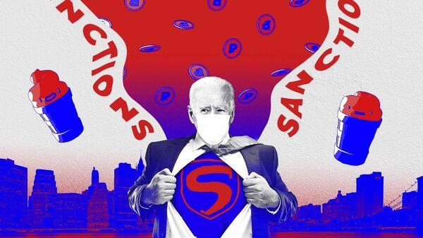 Сто дней у власти: что сделал Джо Байден на посту президента США - Sputnik Латвия