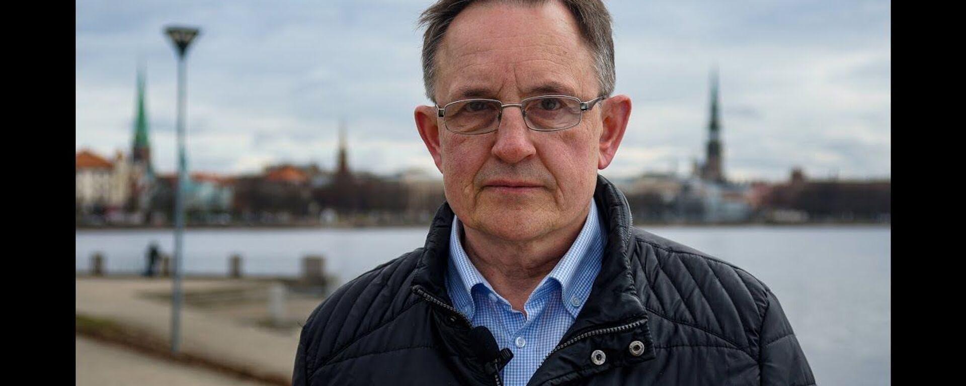 Latvijas varas vajātie žurnālisti vēršas pie ANO ģenerālsekretāra - Sputnik Latvija, 1920, 03.05.2021