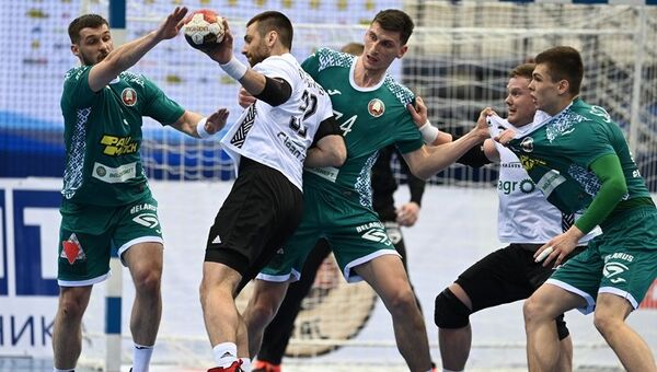 Квалификация чемпионата Европы-2022 по гандболу - Sputnik Латвия