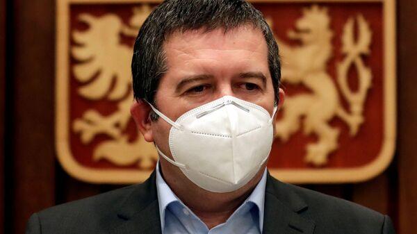 Первый вице-премьер Чехии Ян Гамачек - Sputnik Латвия