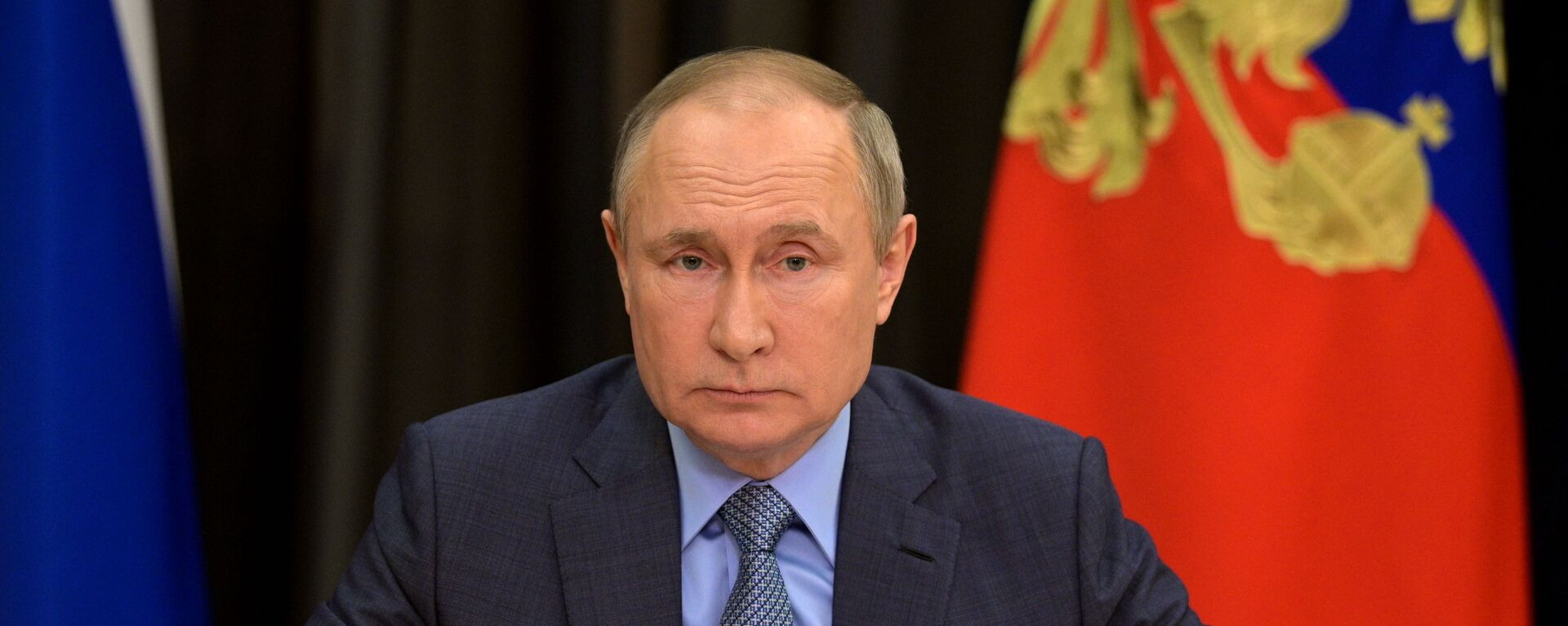 Президент РФ Владимир Путин - Sputnik Latvija, 1920, 26.05.2021