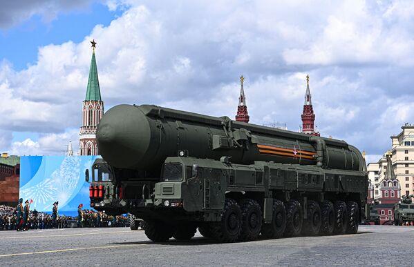 Autonomā starta iekārta Yars - Sputnik Latvija
