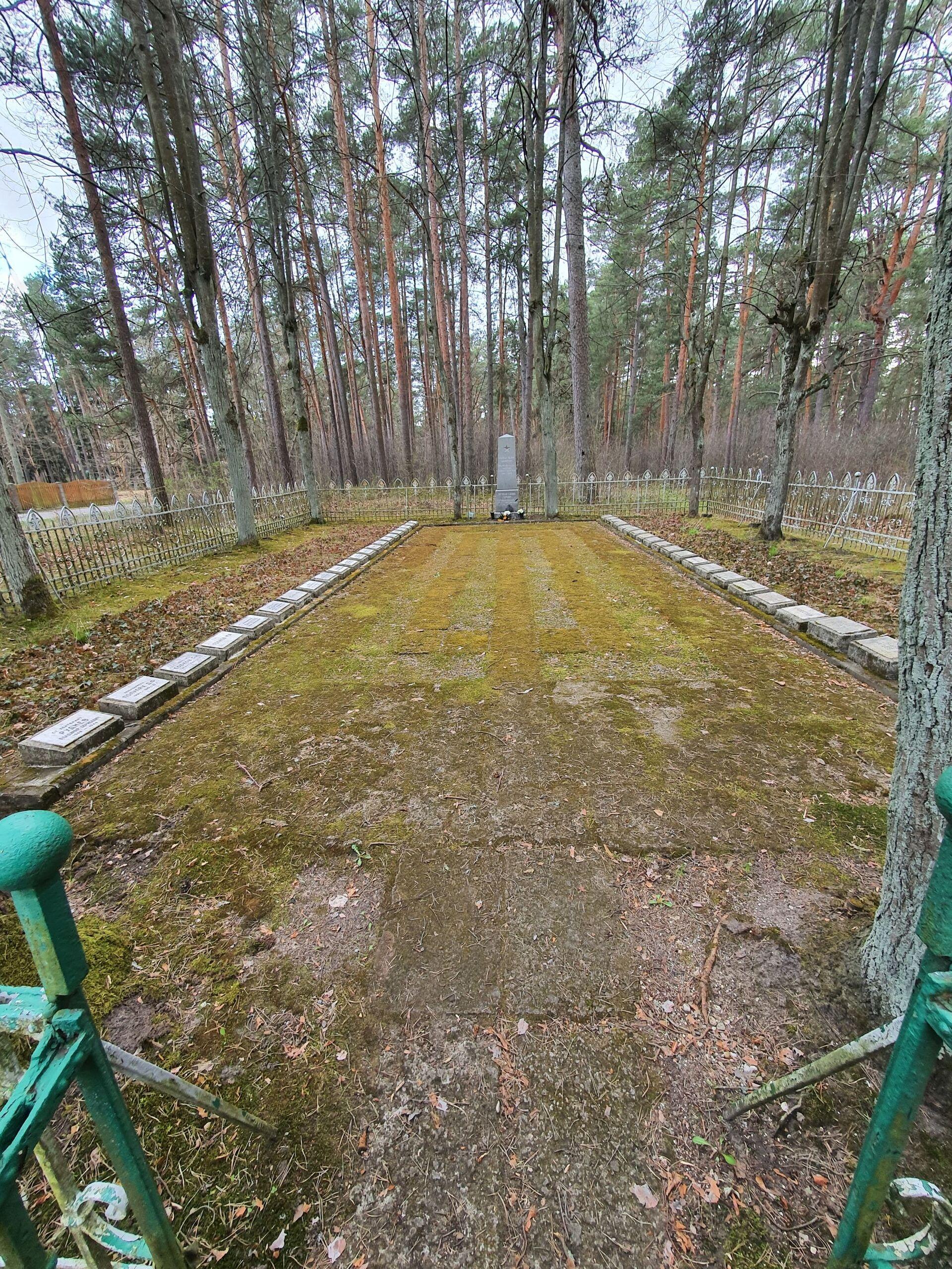 Братское кладбище в Предайне - Sputnik Latvija, 1920, 01.06.2021