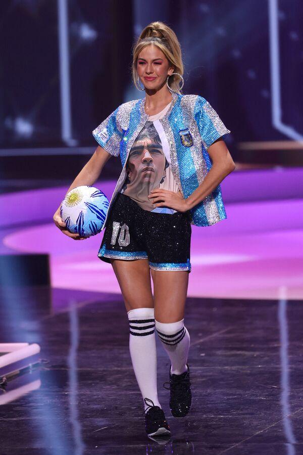Mis Argentīna Alīna Akselrada - Sputnik Latvija