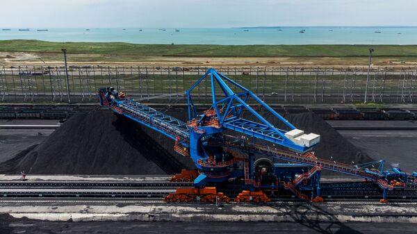 Уголь - Sputnik Латвия