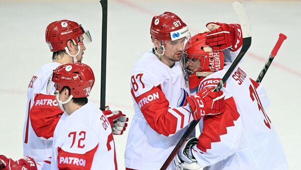 Хоккей. Чемпионат мира. Матч Швейцария - Россия - Sputnik Латвия