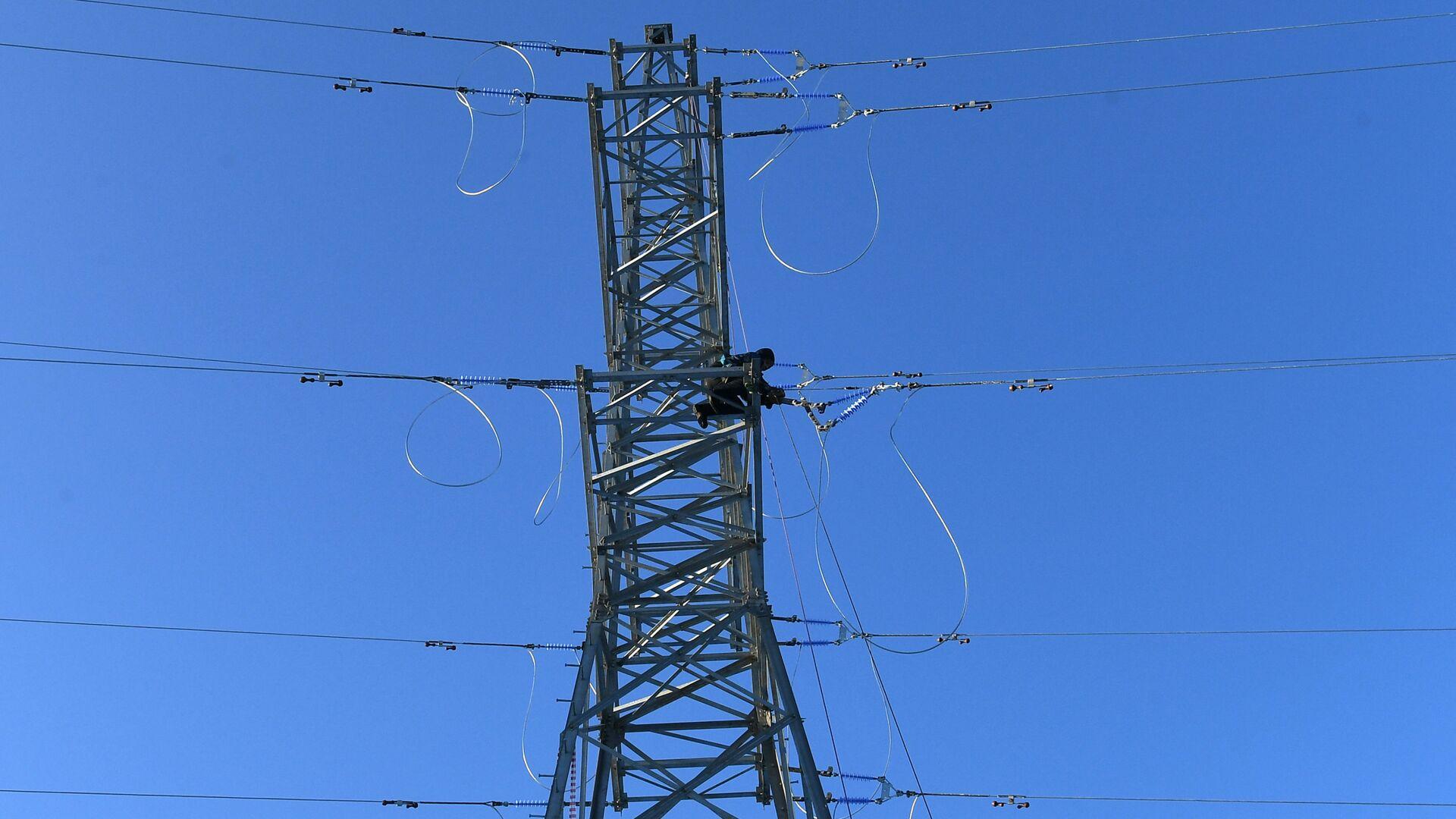 Elektropadeves līnija - Sputnik Latvija, 1920, 20.09.2021