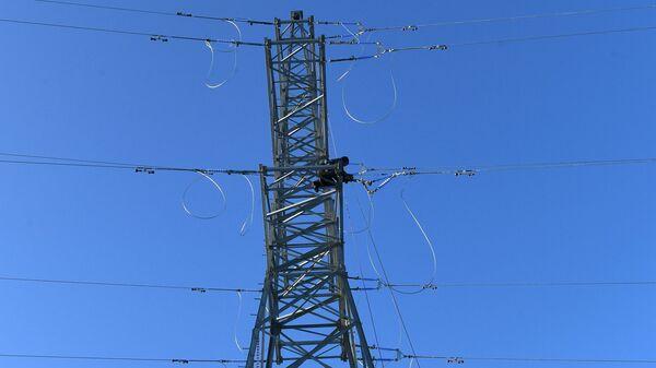 Elektropadeves līnija - Sputnik Latvija
