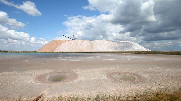Беларуськалий остановил работу половины рудников - Sputnik Латвия