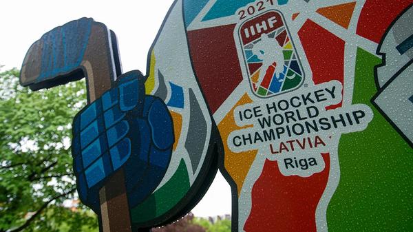 Как болельщики в Риге оценили финал чемпионата мира по хоккею - Sputnik Латвия