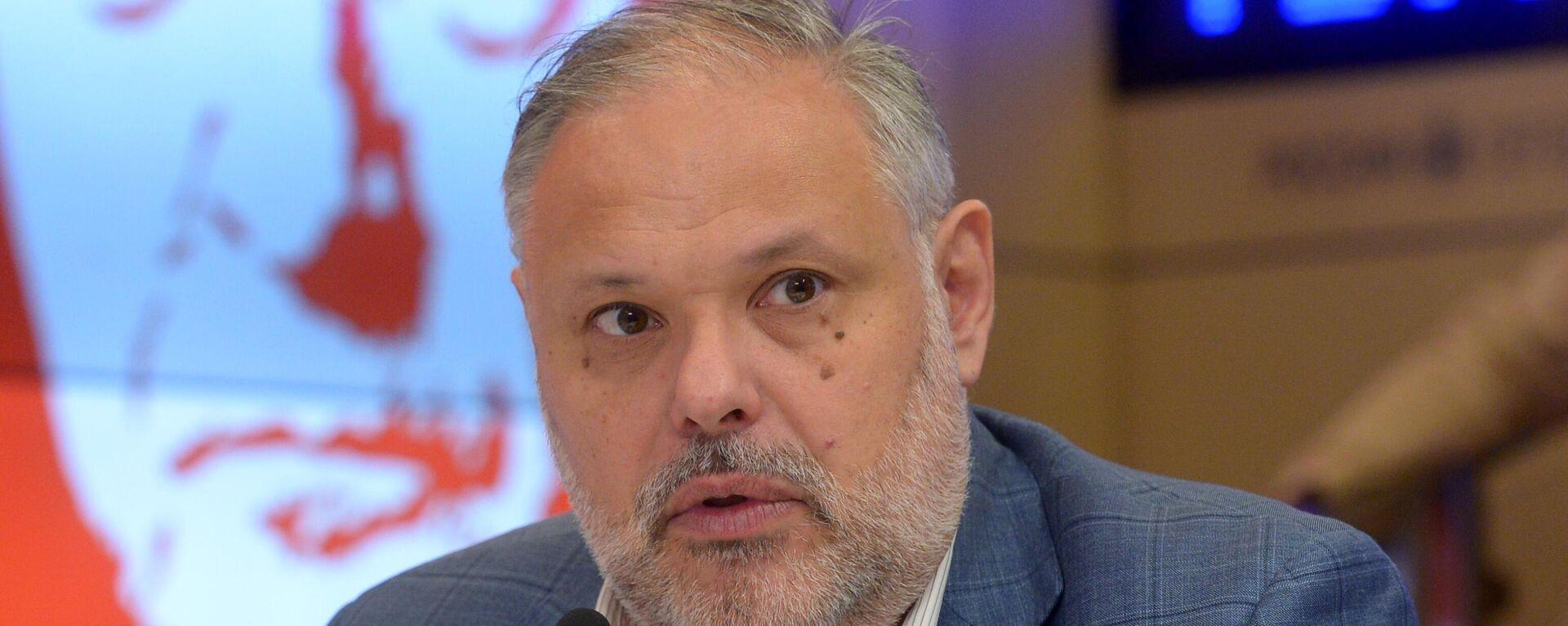 Хазин: Россия, США и Европа объединились против Украины - Sputnik Латвия, 1920, 09.06.2021