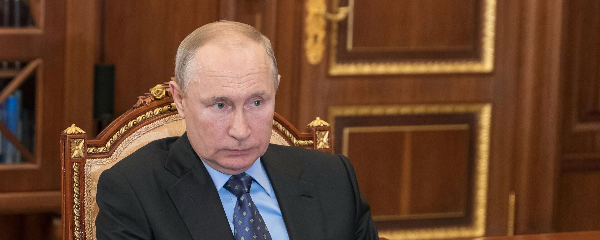 Президент РФ Владимир Путин - Sputnik Латвия, 1920, 10.06.2021