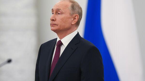 Russia Putin Awards - Sputnik Латвия