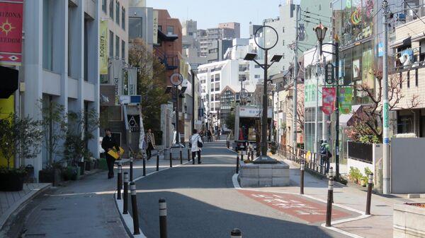Улица Cat Street в Токио, Япония - Sputnik Латвия