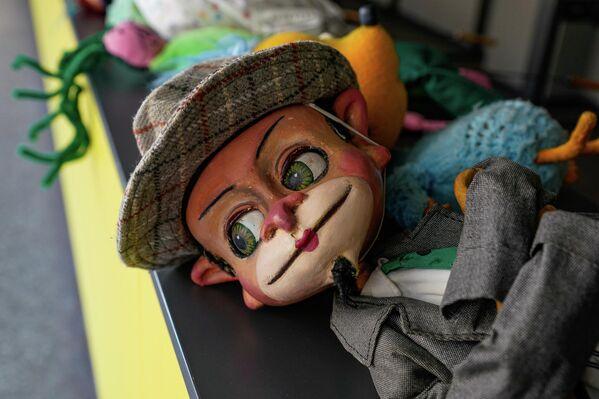 Куклы готовятся к переезду. - Sputnik Латвия